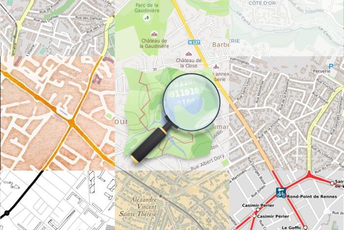 Journées du patrimoine 2020 - Atelier cartographique à l'école de Longchamp