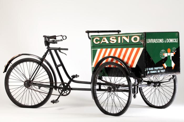 Nuit des musées 2019 -Présentation de l'exposition « Vendre de tout, être partout. Casino » - durée 30 mn