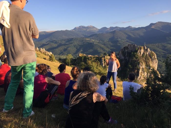 Journées du patrimoine 2020 - Visite du village et du château de Roquefixade