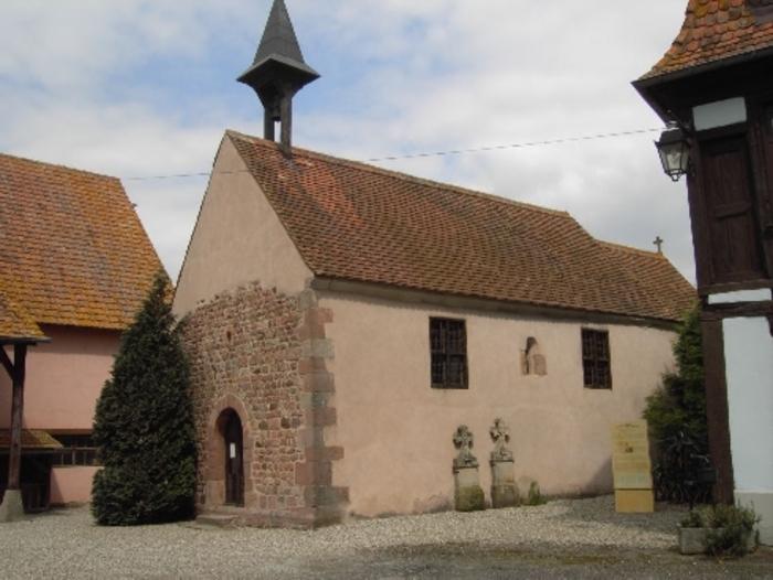 Journées du patrimoine 2020 - Chapelle Saint-Ulrich, du Holzbad à Westhouse