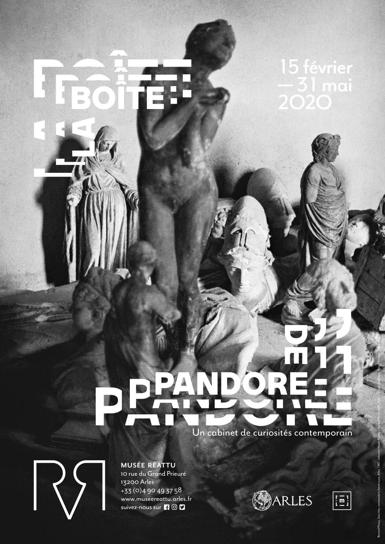 Cette exposition vous invite à suivre Pandore, à ouvrir, salle après salle, un chapitre peu connu de l'histoire d'Arles et du musée Réattu...