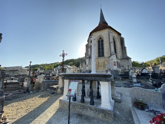 Journées du patrimoine 2020 - Visite guidée de la Chapelle Sainte-Anne