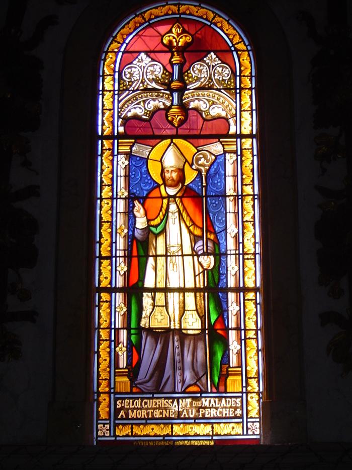 Journées du patrimoine 2020 - Visite libre de l'église Saint-Paterne