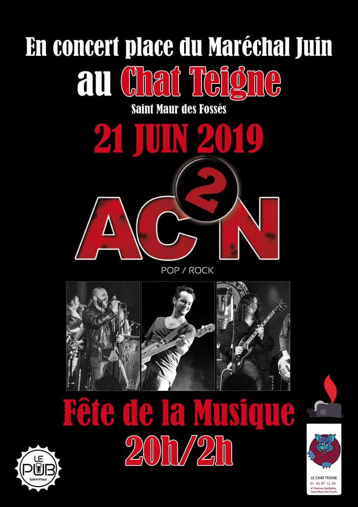 Fête de la musique 2019 - AC2N