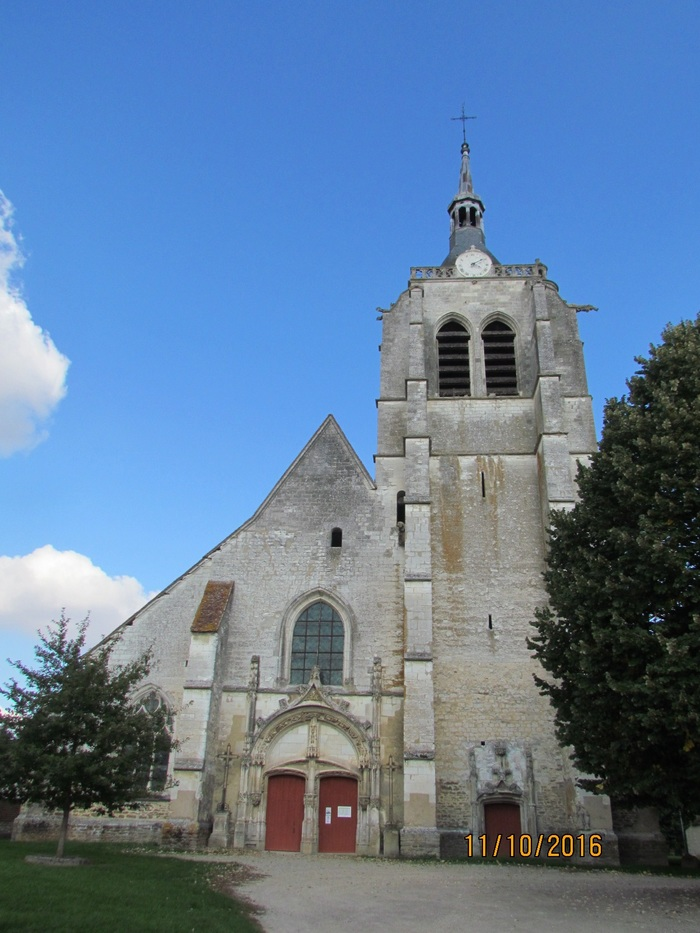 Journées du patrimoine 2020 - Visite de l'église de Turny