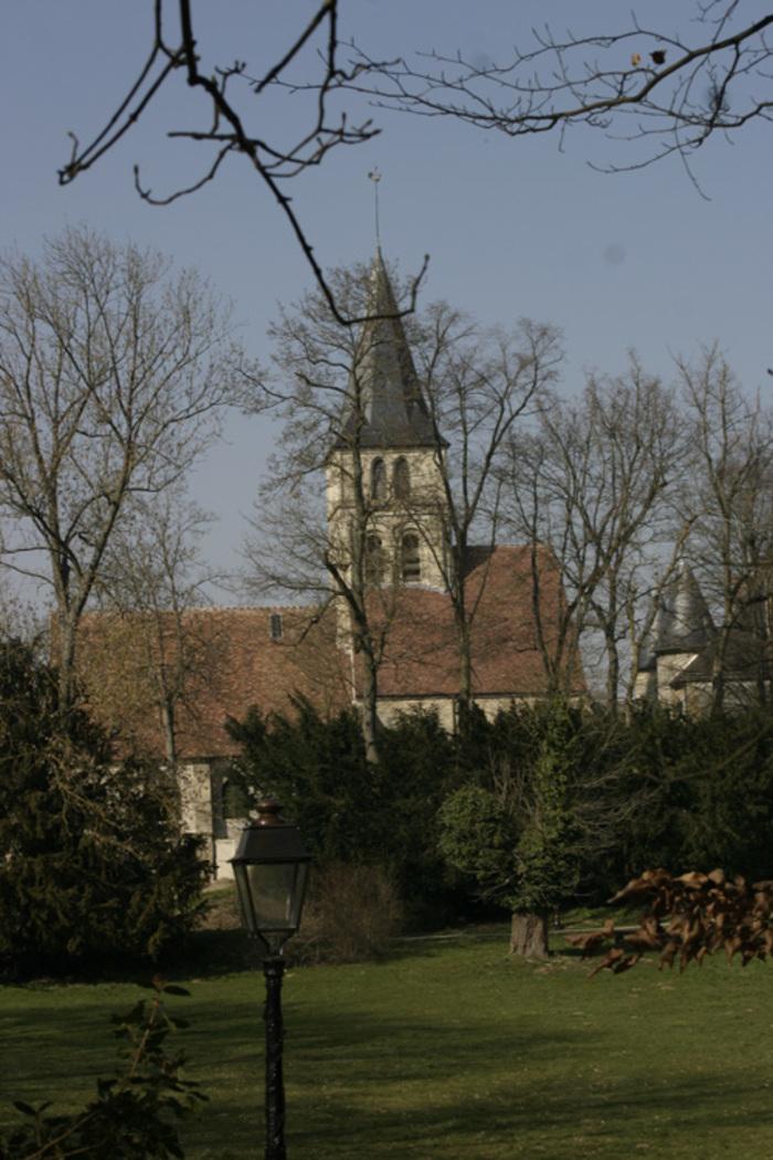 Journées du patrimoine 2019 - Visite de l'église du village