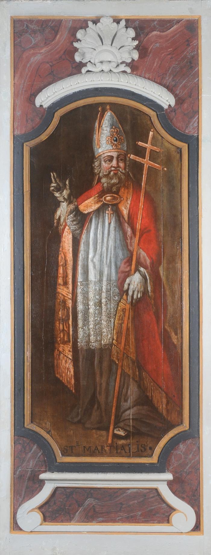 Journées du patrimoine 2019 - Présentation de la restauration de panneaux peints du XVIIe siècle
