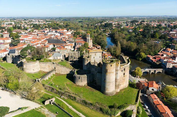 Journées du patrimoine 2019 - Visites découvertes du château de Clisson