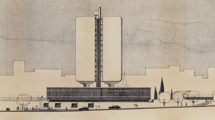 Journées du patrimoine 2020 - Visite architecturale des archives du Val-de-Marne