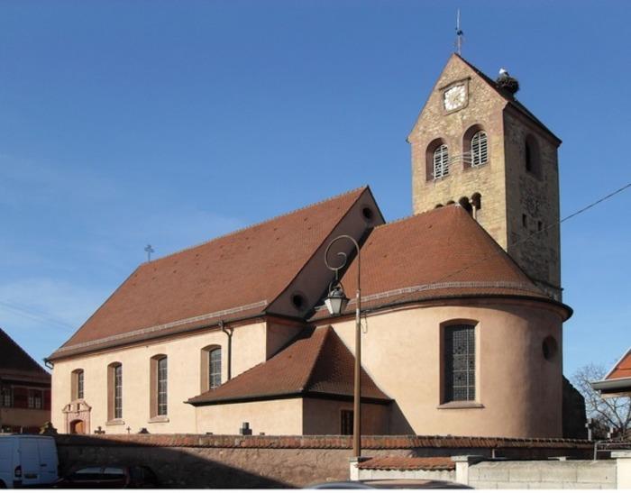 Journées du patrimoine 2019 - Visite de l'église Saints-Pierre-et-Paul et de l'horloge mécanique