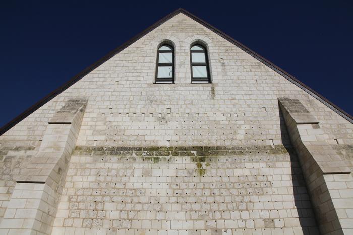 Journées du patrimoine 2020 - La charpente du XIIIe siècle de la grange : architecture, bois d'œuvre et techniques de construction