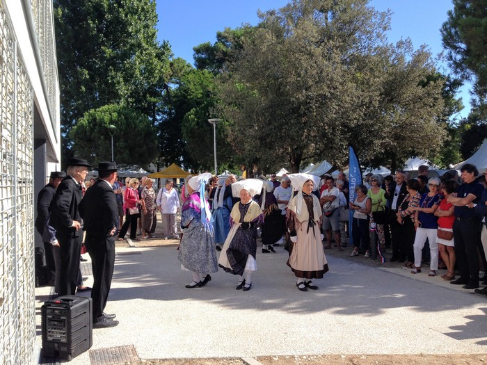 Journées du patrimoine 2019 - Danse folklorique des Déjhouqués