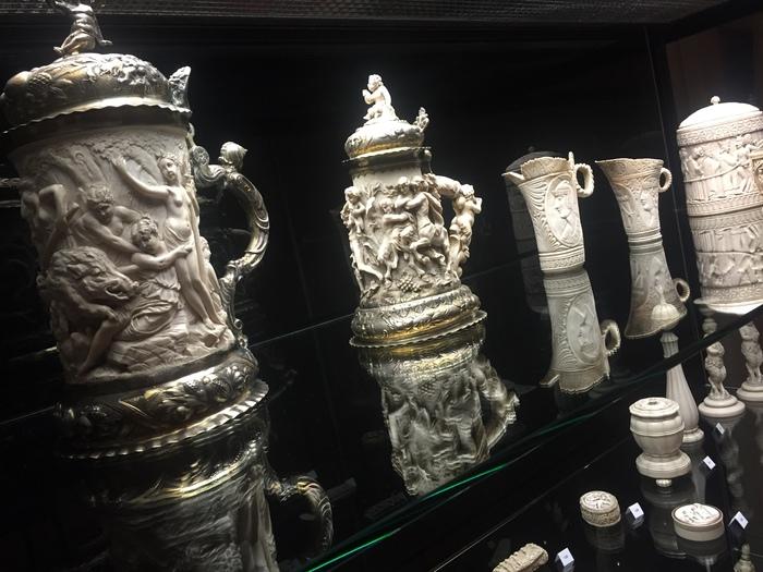 Journées du patrimoine 2020 - Visite guidée à la découverte du Musée des Ivoires et du centre-ville d'Yvetot