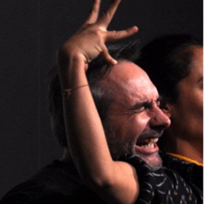 stage mime animé par Mickaël Wiame du théâtre Diagonale