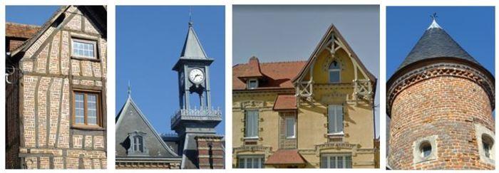 Journées du patrimoine 2020 - Visite guidée de la ville de Neufchâtel-en-Bray