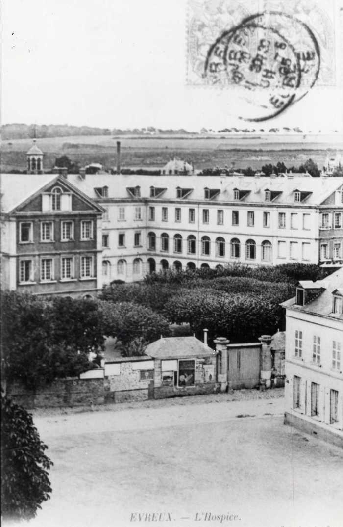 Journées du patrimoine 2020 - Conférence sur l'histoire de l'hôpital à Evreux