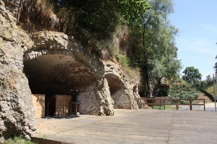 Visite guidée : Le Fort du Vert Galant