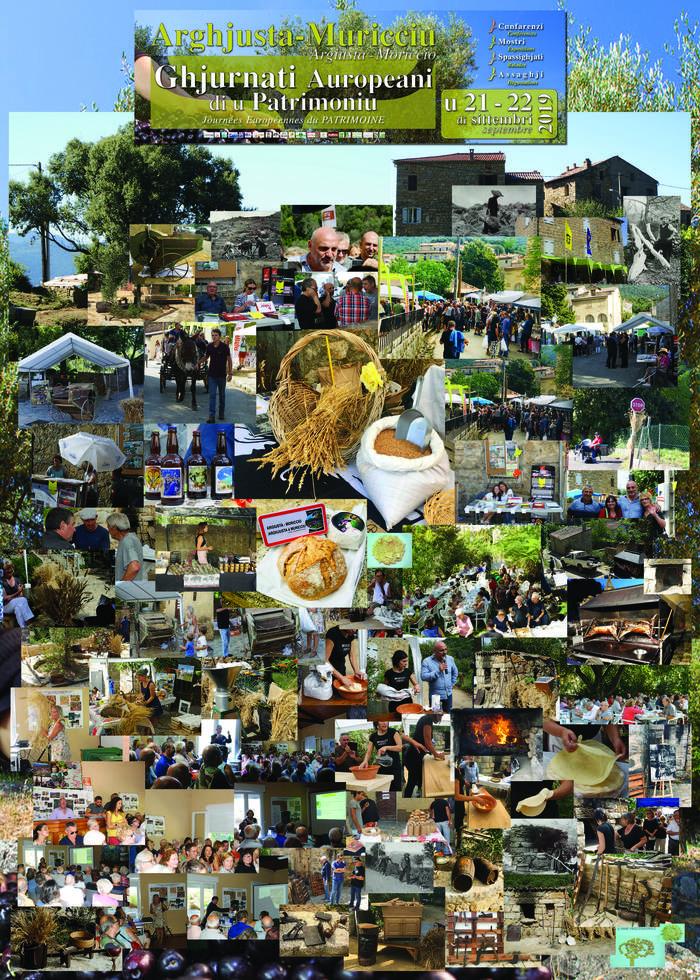 Journées du patrimoine 2019 - L'histoire de l'olivier à l'huile d'olive:CONFERENCES,EXPOSITIONS,BALADES,DEGUSTATIONS