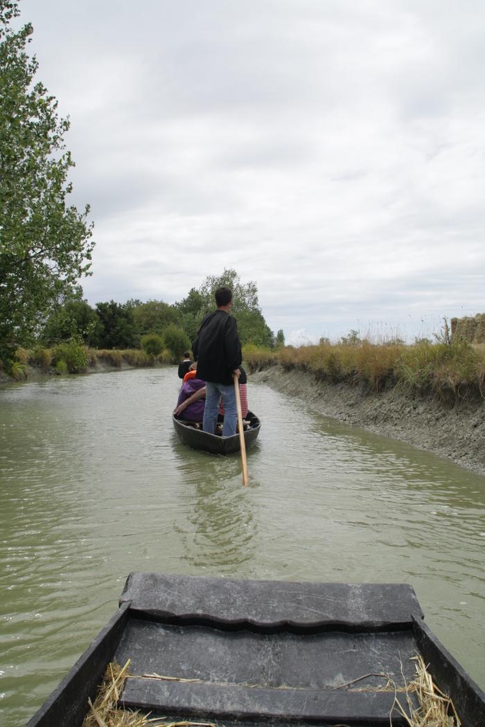 Journées du patrimoine 2019 - Balade en yole au fil de l'eau