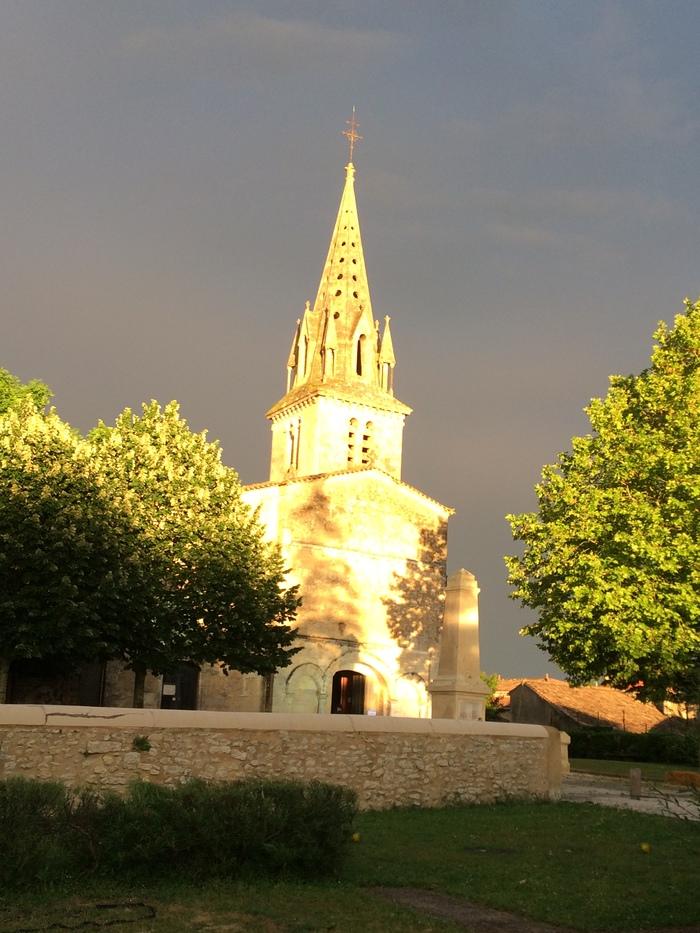 Journées du patrimoine 2019 - Visite commentée de l'église de Cartelègue