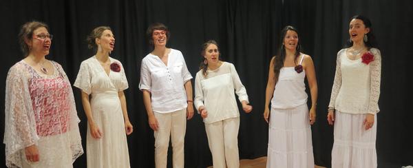 Nuit des musées 2019 -Concert avec l'ensemble « Lyre et Elles »