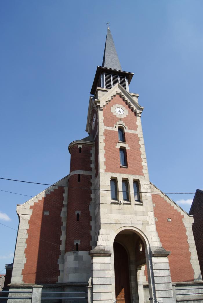 Journées du patrimoine 2020 - L'église Saint-Nicolas de Rumilly-en-Cambrésis