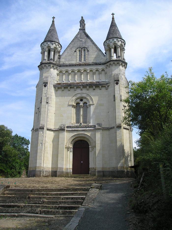 Journées du patrimoine 2019 - Visite Chapelle Ste Barbe les Mines