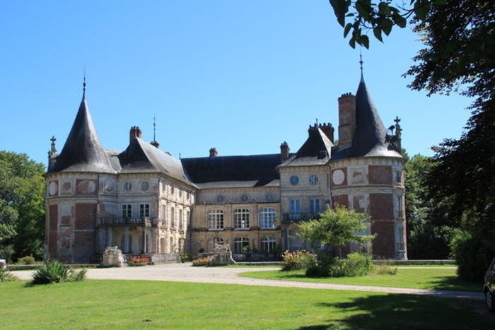 Journées du patrimoine 2020 - Visite du Château de Longecourt