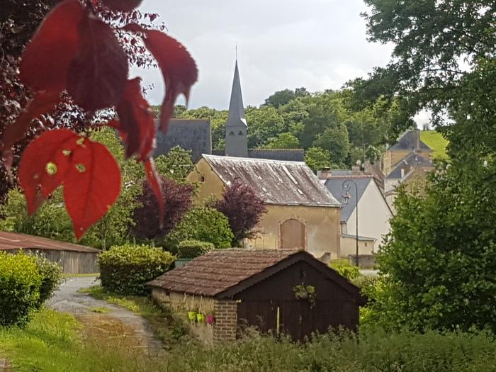 Journées du patrimoine 2020 - Patrimoine rural Bourg de Vancé