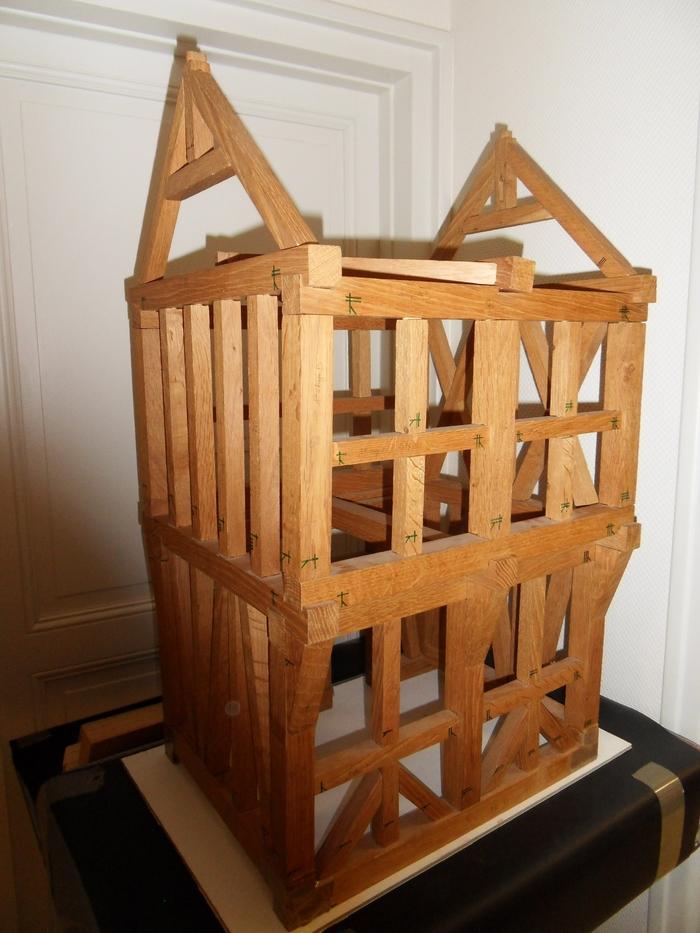 Journées du patrimoine 2020 - Construire à pan de bois