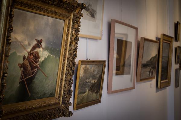 Nuit des musées 2019 -Visite libre du musée Villa Montebello