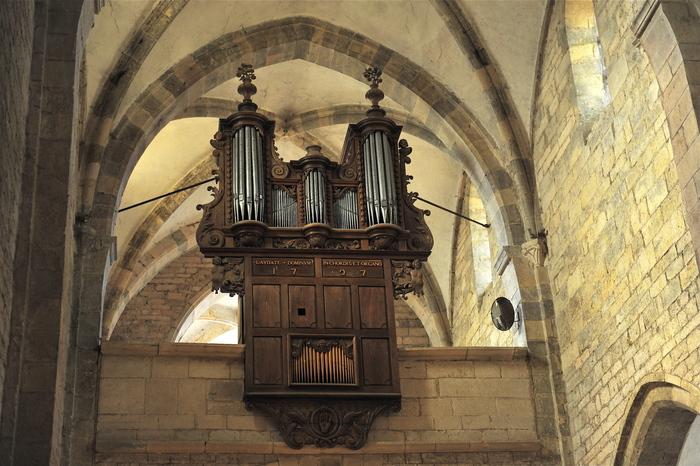 Journées du patrimoine 2019 - Visite de l'orgue historique de l'Église Saint-Hilaire de Pesmes