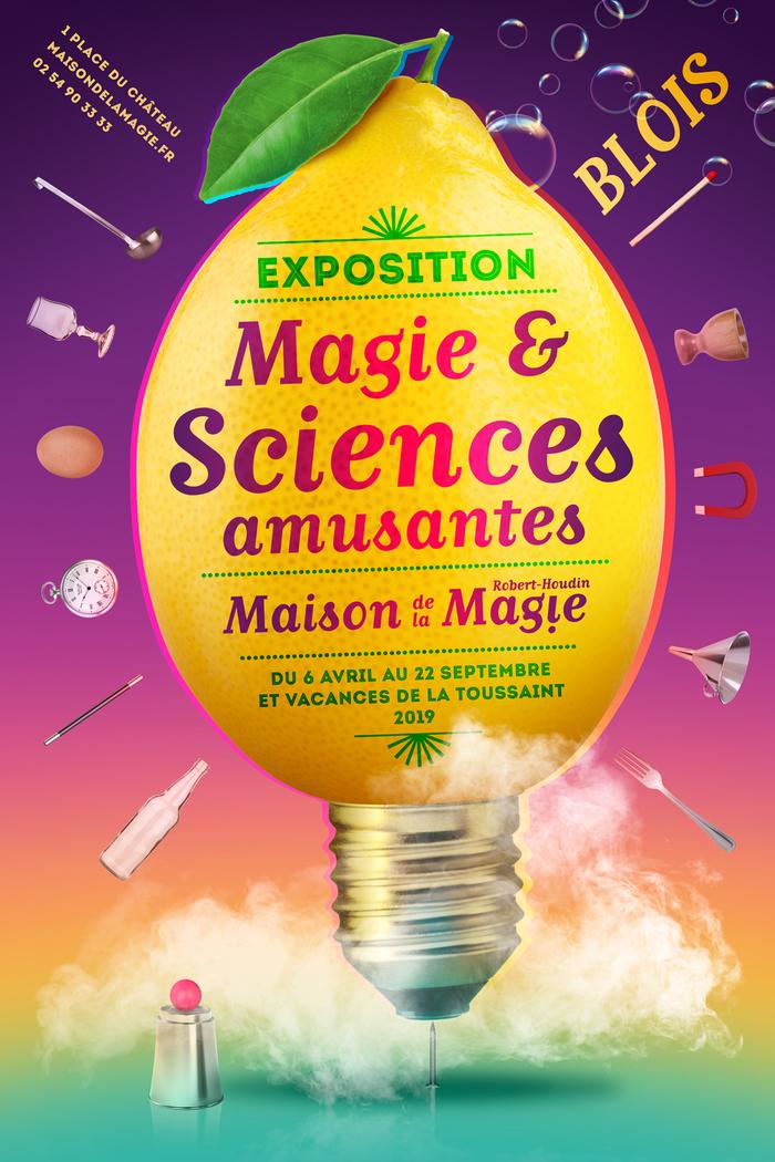 Journées du patrimoine 2019 - «Magie & Sciences amusantes»