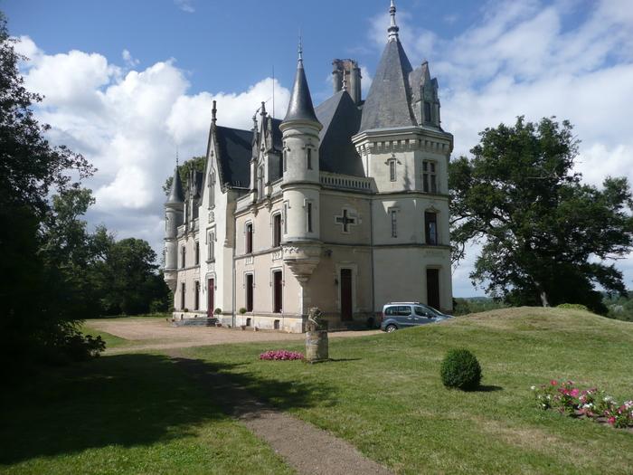 Journées du patrimoine 2019 - Visite libre du Château de Montreuil