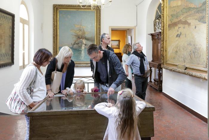 Journées du patrimoine 2019 - Visite du Musée des Comtes de Provence