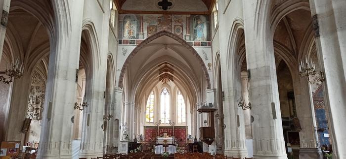 Journées du patrimoine 2020 - Découvrez l'église Saint-Laurent