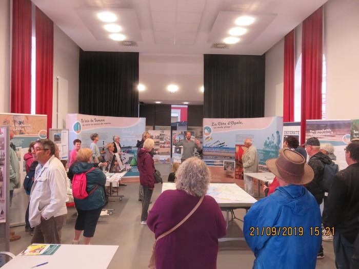 Journées du patrimoine 2020 - Exposition: Éducation artistique et culturelle en Baie de Somme