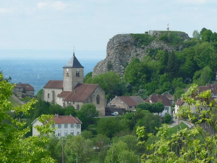 Journées du patrimoine 2020 - Visite guidée de l'église de Saint-Laurent-la-Roche