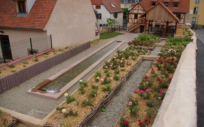 Journées du patrimoine 2019 - Visite libre du jardin médiéval de Rosheim