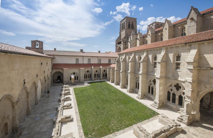 Journées du patrimoine 2020 - Petits et grands, amateurs d'histoire et de culture, venez découvrir ou redécouvrir le patrimoine unique de l'abbaye