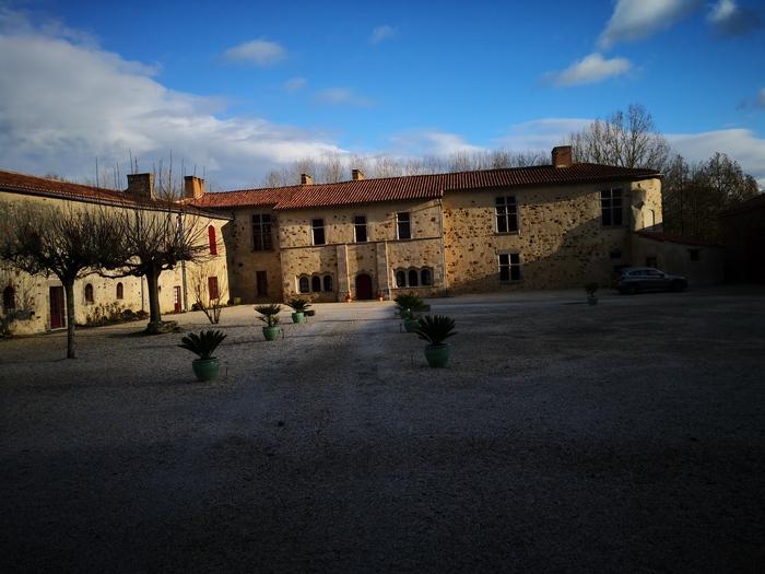 Journées du patrimoine 2019 - Visite gratuite de la cour intérieure et de la chapelle (suivant état chantier)