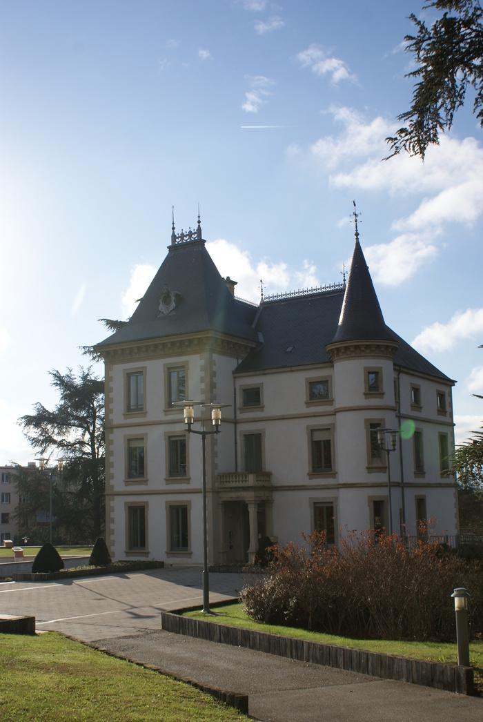 Journées du patrimoine 2019 - Le castel devenu mairie