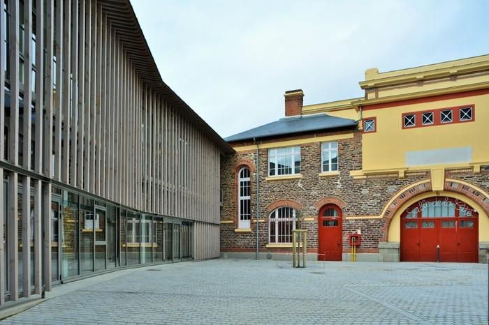 Journées du patrimoine 2020 - Visite guidée de la salle de la Cité