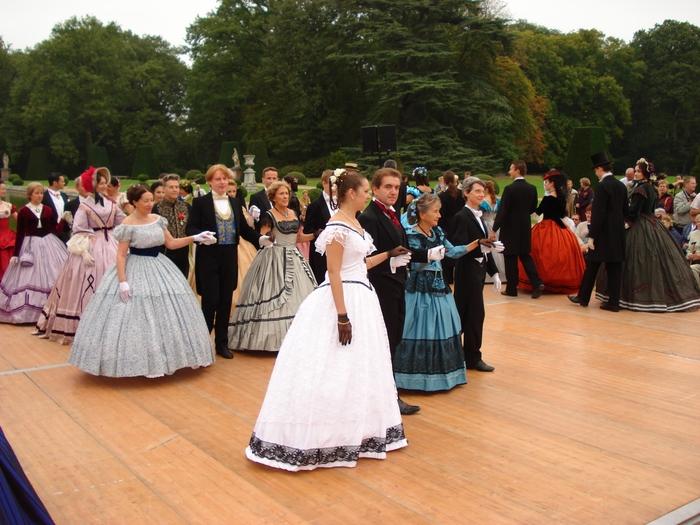 Journées du patrimoine 2019 - Grand bal costumé