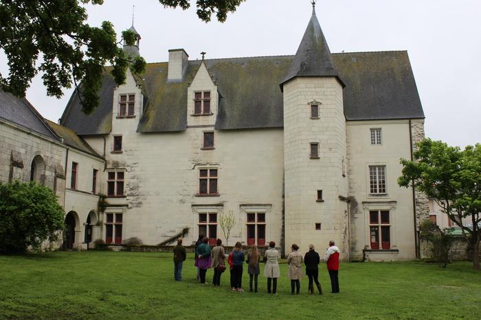 Journées du patrimoine 2020 - Animations au château de Monts-sur-Guesnes !