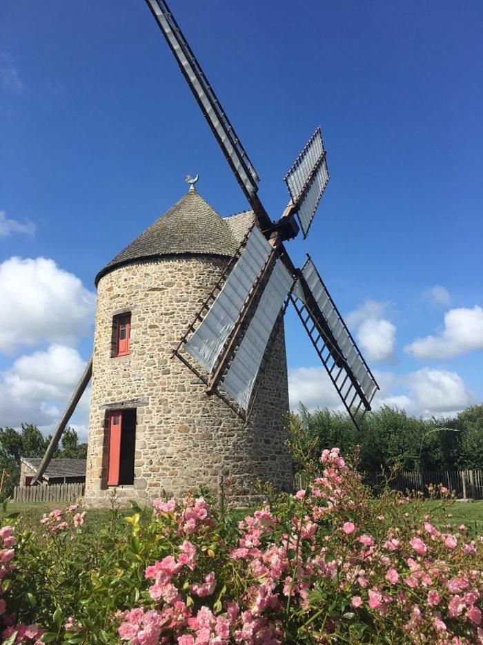 Journées du patrimoine 2020 - Découverte du moulin de la Saline et de la Maison des Produits du Terroir et de la Gastronomie