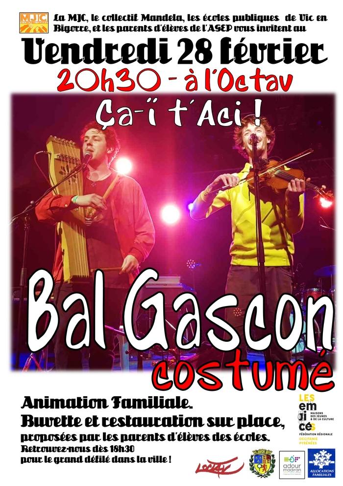 BAL GASCON COSTUME