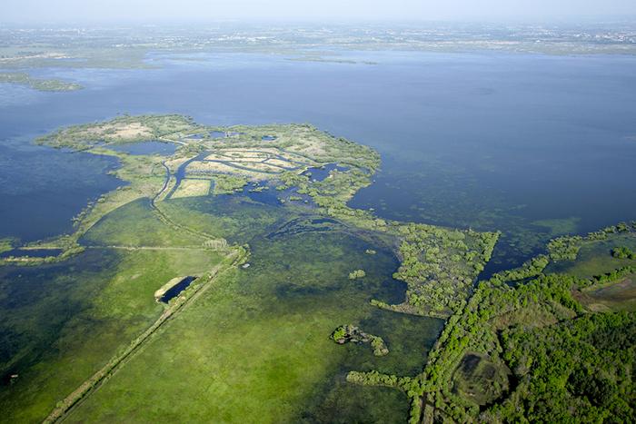Journées du patrimoine 2020 - Le lac de Grand Lieu à vos pieds