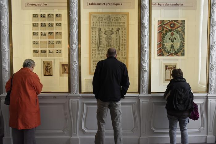 Journées du patrimoine 2019 - Visite du parcours permanent