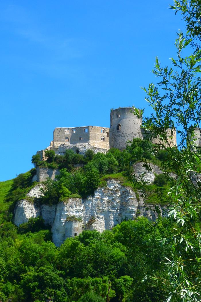 Journées du patrimoine 2020 - Visite guidée : 30 minutes pour découvrir l'histoire du Château-Gaillard, forteresse emblématique Les Andelys